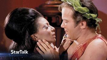 A Controversial Kiss