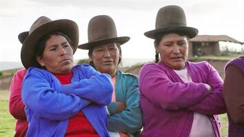 Sponsor Content: Denied Access to Clean Water, Women Fight for Change in Peru