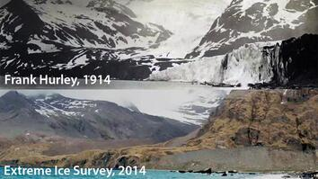 See the Extreme Changes Near the Antarctic Peninsula