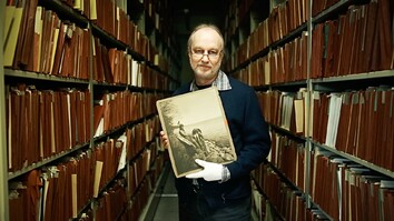 Meet Our Vintage Collection Archivist, Bill Bonner