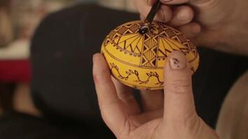 Incredible Egg Art Will Awe You