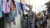 Life in the Slums of Delhi, India