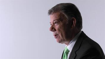 Exclusive: Colombian President Strives to Make His Country Greener