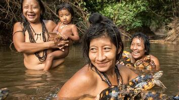 Charlie Hamilton James: How Isolated Tribes Are Threatened