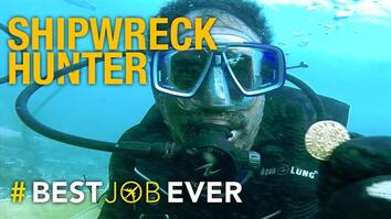 Shipwreck Hunter Unearths Lost History and Treasures