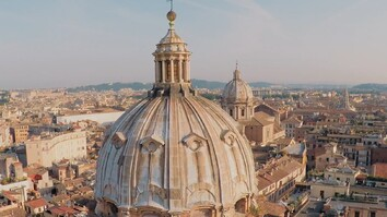 A Whirlwind Journey Through Rome by Air, Motorbike, and on Foot