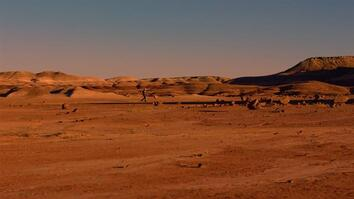 Enduring the Journey to Mars