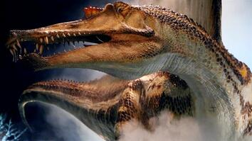 'River Monster': 50-Foot Spinosaurus