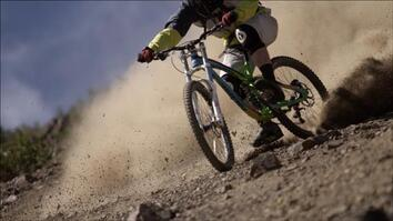 Gears and Grit: Extreme Mountain Biking