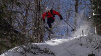 Amputee Skier Shreds Expectations