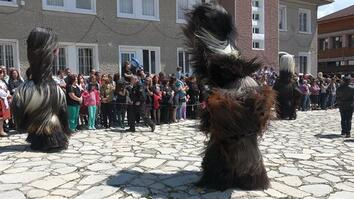 See the Intricate Costumes of Bulgaria's Kukeri Dancers