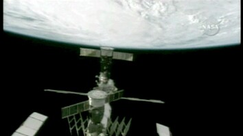 Module Added to Space Station