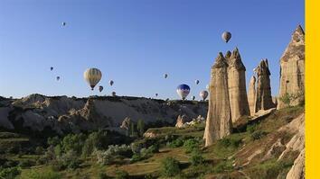 UNESCO World Heritage Site: Cappadocia