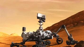 New Mars Rover On Its Way