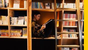 Book and Bed in Tokyo is a Hostel for Bibliophiles