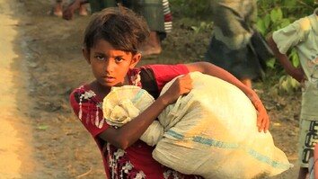 Haunting Video Shows the Rohingya Refugee Crisis