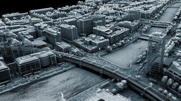 Better Images of Cities Than From Satellites? It's Called LiDAR