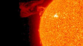 Solar Eruptions Captured in 3-D