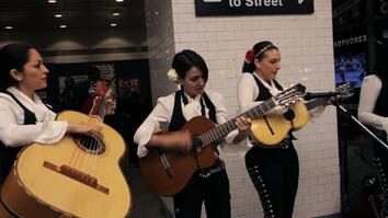 This All-Female Mariachi Band Rocks NYC