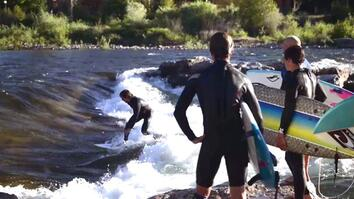 Montana by Dirt: Mountain Surfing