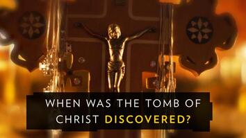 When Was the Tomb of Christ Discovered?