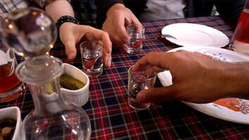 How to Drink Vodka the Russian Way