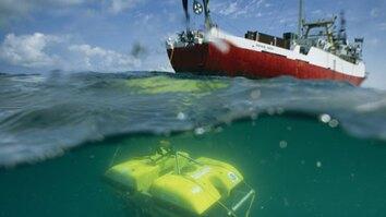 Ballard 'Titanic' Discovery NGLive!