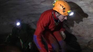 Astronaut Cave