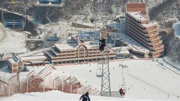 This Is What It's Like Inside North Korea's Luxury Ski Resort