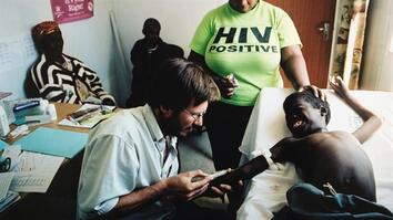Bill and Melinda Gates: Improving HIV Prevention Efforts