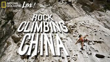Rock-Climbing China