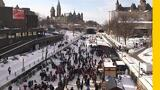 Ottawa's Rideau Canal is the World's Largest Ice Rink