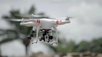 Diversion Helps Drone Spy on Suspected Ivory Trafficking
