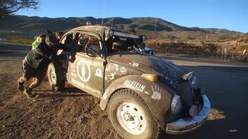 Racing 800 Miles in the Desert—in a VW Bug