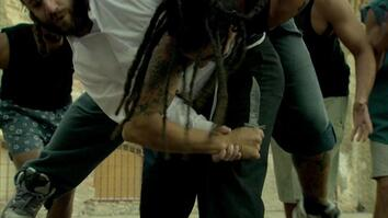 Brazilian Prison Yard Fight
