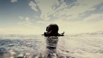 Diver's Face-Off