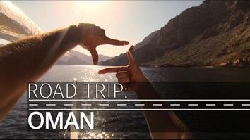 Road Trip: The Hidden Oases and Beautiful Beaches of Oman