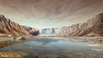 Mars Up Close, Part 4: Pan Conrad