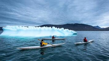 Follow Adventure Kayakers Through the Dangerous, Beautiful North