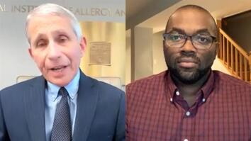 Video Exclusive: Fauci dispels COVID-19 rumors, advocates change