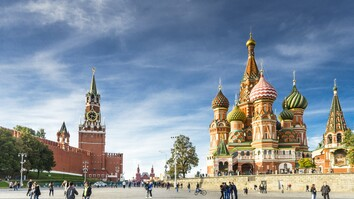 Explore Moscow's Iconic Red Square