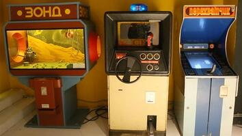 See the Forgotten Arcade Games of the Soviet Union