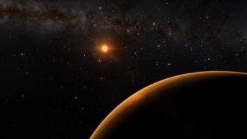 Seven Earth-like Planets Discovered in Nearby Star System