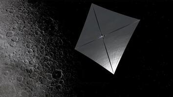 Animation: New NASA Rocket Will Bring Tiny Satellites Into Space