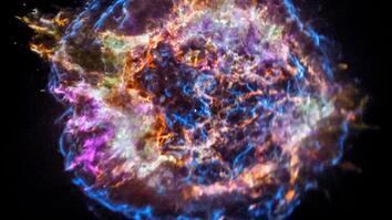 Explore the Remains of a Massive Supernova