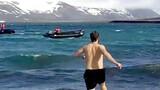An Antarctic Dip