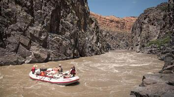 White-Water World: Life on a Wild River