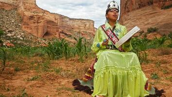 See What Canyon Life Is Like for a Navajo Pageant Winner