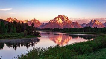 Watch a Breathtaking Time-Lapse of Grand Teton National Park