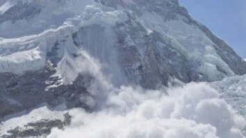 05/02/2009: Khumbu Avalanche